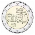 2 Euro malte 2016 Ggantija
