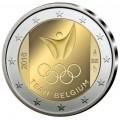 2 Euro Belle Epreuve Belgique 2016
