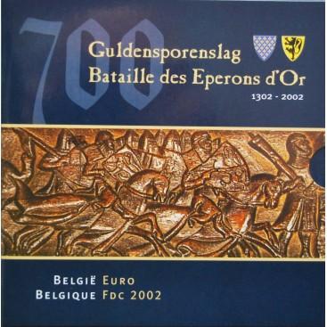 BU BELGIQUE 2002