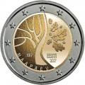 2 Euro Estonie 2017 Chemin vers l'Indépendance