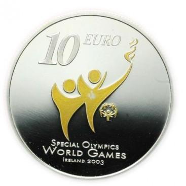10 Euro IRLANDE 2003