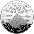 10 Euro IRLANDE 2008