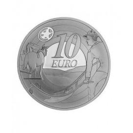 10 Euro IRLANDE 2009