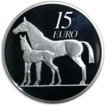 15 Euro IRLANDE 2010