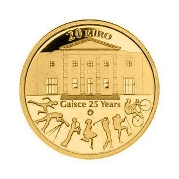 20 Euros IRLANDE 2010