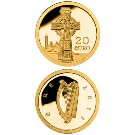 20 Euros IRLANDE 2011