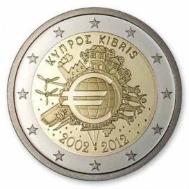 2 Euro CHYPRE 2012