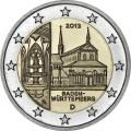 2 Euro Allemagne 2013 Bade Wurtemberg
