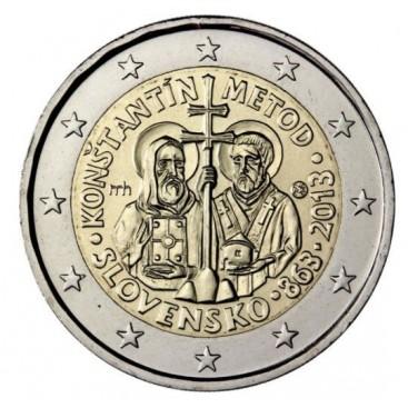 2 Euro slovaquie 2013 mission byzantine