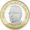 5 Euro Finlande 2017 Juho Kusti Paasikivi