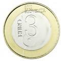 3 Euro slovénie 2010