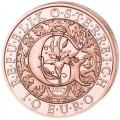10 Euro Autriche 2017 Proclamation de l'Archange Gabriel