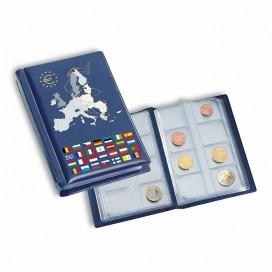 Catalogue de poche pour 12 séries euro