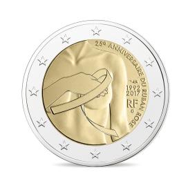 2 Euro France 2018 Bleuet De France