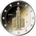 2 Euro Allemagne 2015 Saint Paul