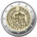 2 euro Allemagne 2015 Reunification