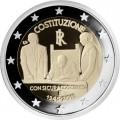 Coincard Italie 2018 70 ans de la Constitution Italienne