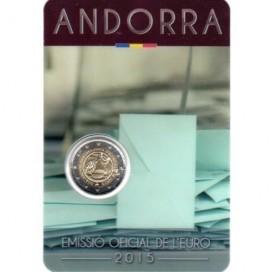 2 Euro Andorre 2015 Majorité à 18 ans