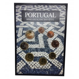 Coffret FDC Portugal 2010