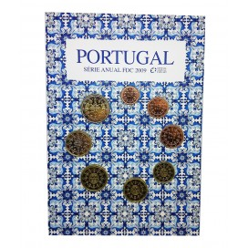 Coffret FDC Portugal 2009