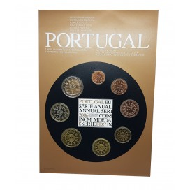 Coffret FDC Portugal 2006