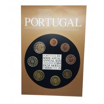 Coffret FDC Portugal 2006