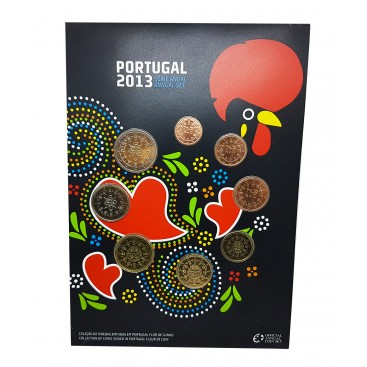 Coffret FDC Portugal 2013
