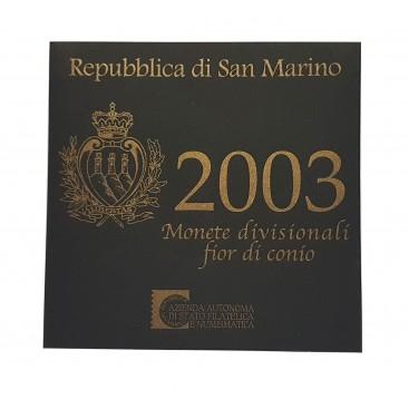 BU SAINT MARIN 2003