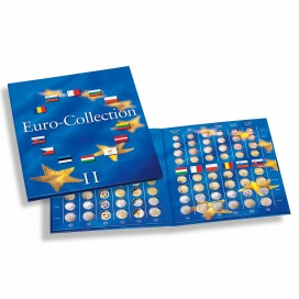 ALBUM NUMISMATIQUE PRESSO, EURO-COLLECTION TOME 2