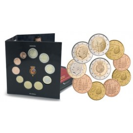 Coffret BU Espagne 2018 World Money Fair