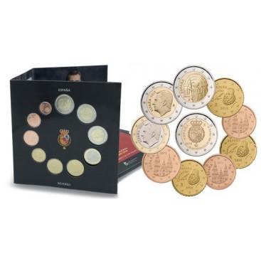 Coffret BU Espagne 2018 World Money Fair