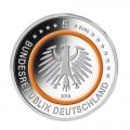 5 Euro Allemagne 2016