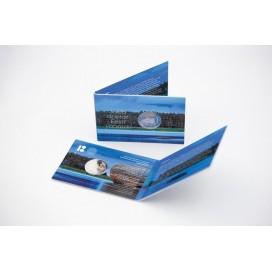 Coincard 2 Euro Estonie 2018 Centenaire de l'indépendance de l'Estonie
