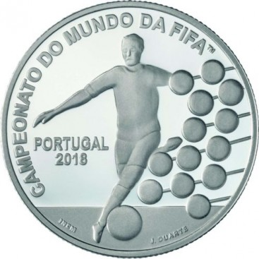 2.5 Euro Portugal 2018 Coupe du Monde de Football