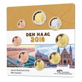 Série Euro Pays bas 2018