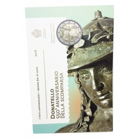 2 Euro Saint Marin 2016 Donatello