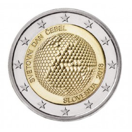 2 Euro Belle Epreuve Slovénie 2018 : Journée mondiale des abeilles
