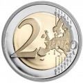 2 Euro Be Italie 2018 70 ans de la Constitution Italienne