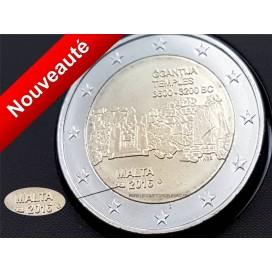 2 Euro Malte 2016 BU