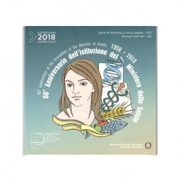 BU Italie 2018 - 9 pièces