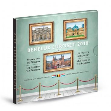 Coffret BU Benelux 2018