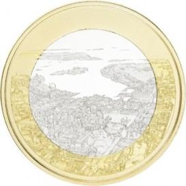 5 Euro Finlande 2018 PARC NATIONAL MARITIME HELSINKY