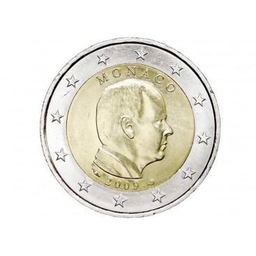 2 Euro Monaco Albert 2009