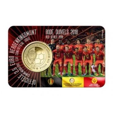 Coincard 2,50 Euro Flamande Belgique 2018
