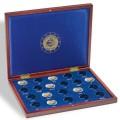 COFFRET 2 Euro 2012-10 ANS avec capsules