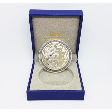 10 Euro ANNÉE DU DRAGON 2012