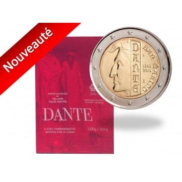 2 euro Saint Marin 2015-Dante Alighieri