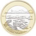 5 Euro Finlande 2018 - ARCHIPEL DE SAARISTOMERI