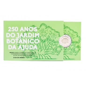 2 Euro Portugal 2018 Belle Epreuve - 250 ans du jardin botanique d'Ajuda