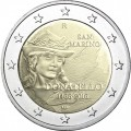 2 Euro Saint Marin 2016 Donatello